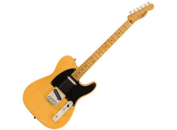 Guitarras formato T Fender  SQ CV  50s Telecaster MN Butterscotch Blonde B-Stock