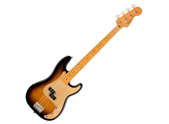 Baixo de 4 Cordas Fender Squier Classic Vibe Late 50s Precision Bass Maple Fingerboard Two Tone Sunburst
