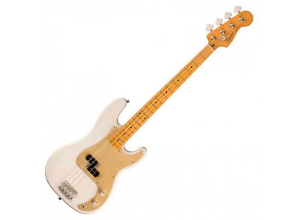 Baixo de 4 Cordas Fender  Squier Classic Vibe Late 50s Precision Bass Maple Fingerboard White Blonde