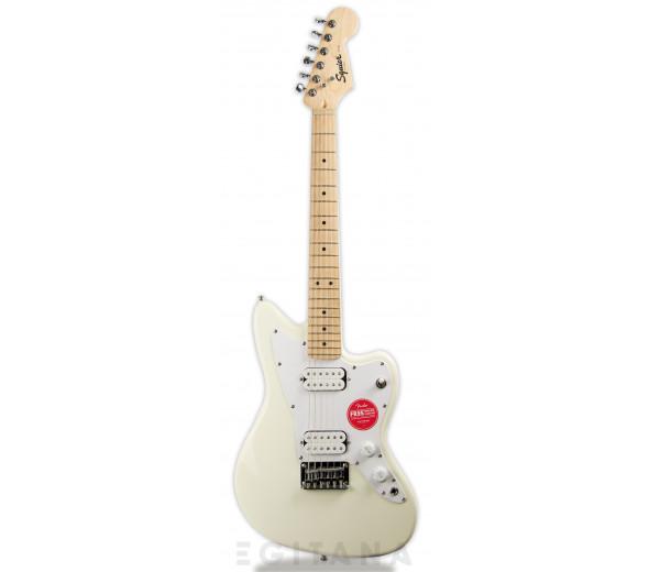 Modelos de criança / shortscale Fender  Squier Mini Jazzmaster MN OW