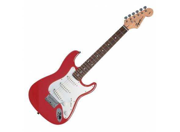 Fender Squier Mini Red