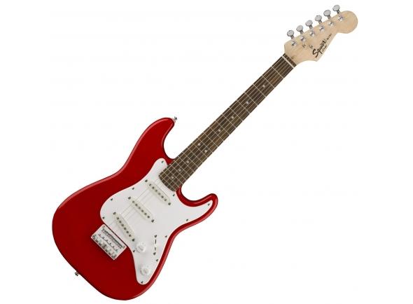 Modelos de criança / shortscale Fender Squier Mini Strat V2 IL Torino Red