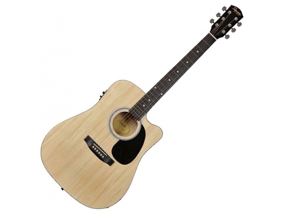 Fender Squier SA-105CE Natural B-Stock