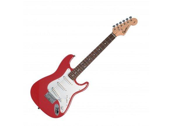 Fender Squier Strat Mini RD