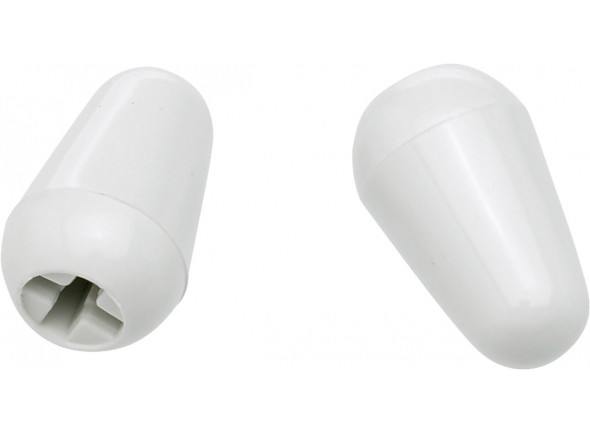 Fender  Switch Tips White