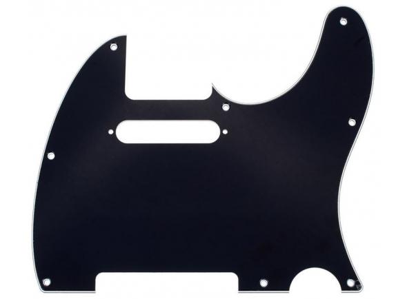 Fender Tele Pickguard BK