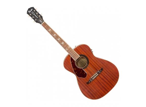 Outras guitarras acústicas Fender Tim Armstrong Hellcat NAT LH