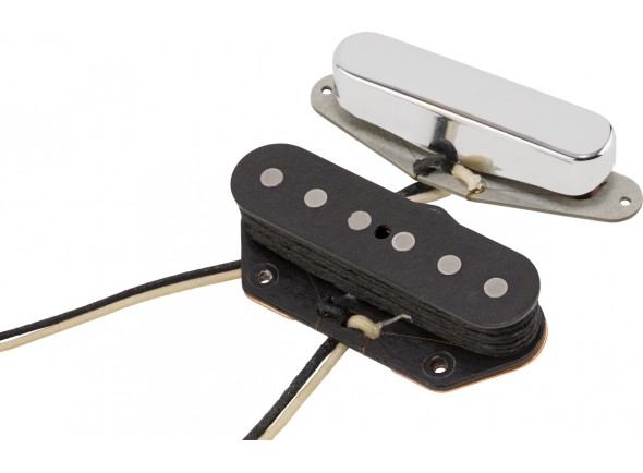 Captadores para guitarra elétrica Fender Tim Shaw Hot 50's Telecaster Pickup Set