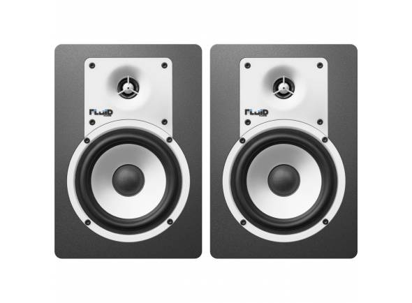 Monitores de estudio activos Fluid Audio C5