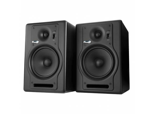Monitores de estúdio activos Fluid Audio F5