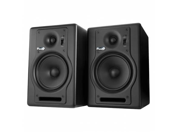 Monitores de estudio activos Fluid Audio F5
