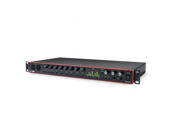 Interface Áudio USB Focusrite Scarlett 18i20 3rd Gen