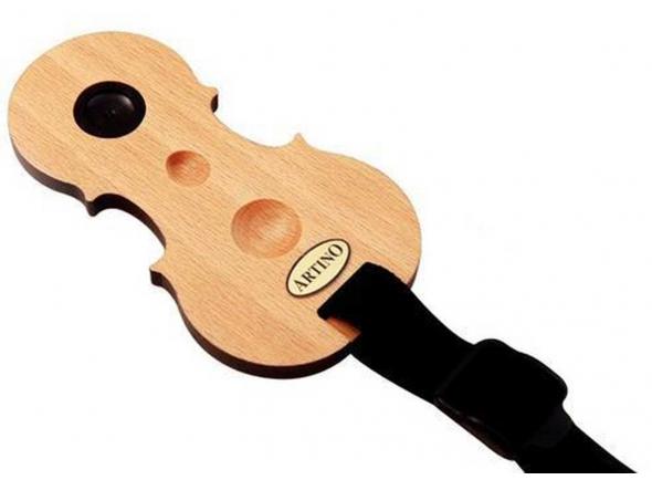 Apoio para espigão e protecção para o chão GEWA 415315 Protecção de chão para violoncelo