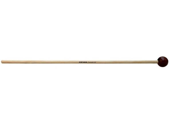 Baquetas para percussão Gewa Concert Xilophone Rosewood Small 821610