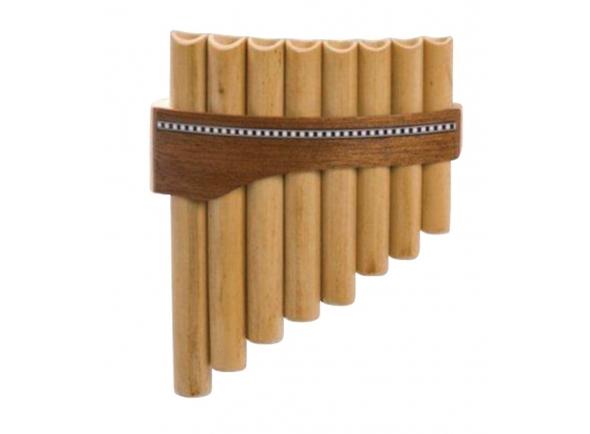 Gewa Panpipes C- Major 8 Pipes