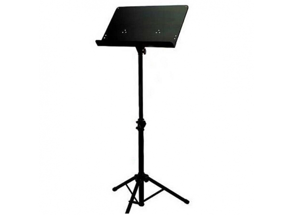 Estante para partitura Gewa Suporte de Orquestra Preto