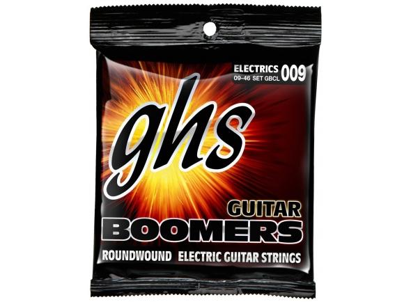 Jogo de cordas .009 GHS GBCL-Boomers 09-46