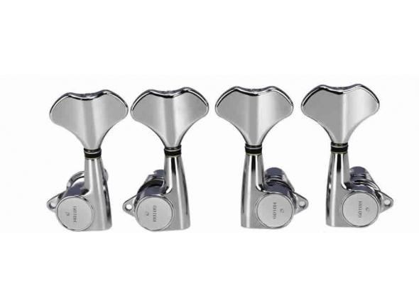Sistemas mecânicos para baixo eléctrico Gotoh GB707 4L C Bass Tuners