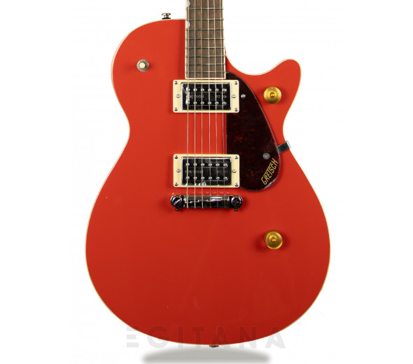 Guitarras formato Single Cut Gretsch  G2217 Streamliner Junior Jet Fiesta Red