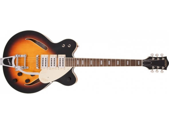 Guitarras formato Hollowbody Gretsch G2627T Streamliner CB DC 3PU Bigsby ABB Limited