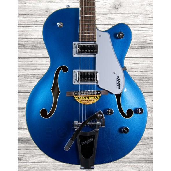 Guitarras formato Hollowbody Gretsch G5420T Electromatic Bigsby Fairlane Blue
