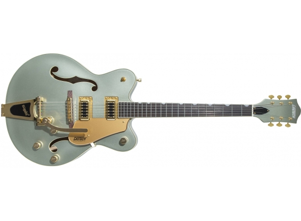 Guitarras formato Double Cut Gretsch G5422TG Limited Edition Electromatic Hollow Body Double-Cut Aspen Green