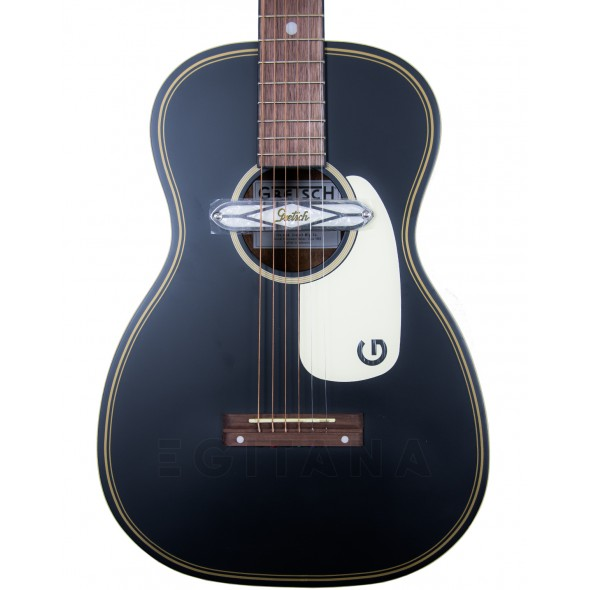 Guitarras Folk Gretsch G9520E Gin Rickey w. PU Sm. BK