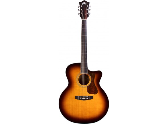 Outras guitarras acústicas Guild F-250CE ATB