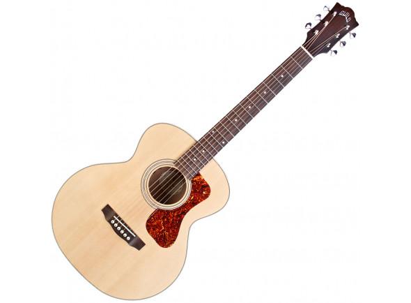 Guitarras clássicas eletrificadas Guild  Jumbo Junior E Mahogany Westerly Collection