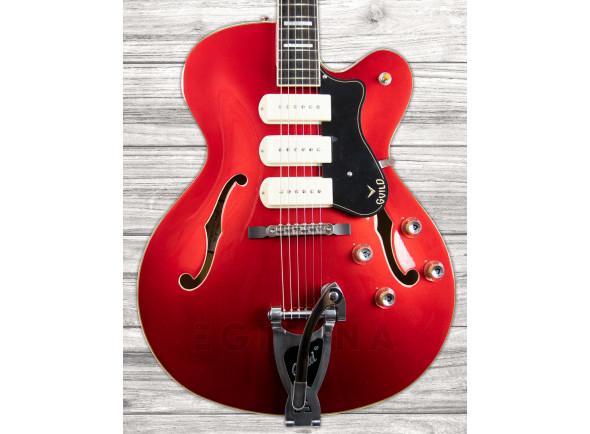 Guitarras formato Hollowbody Guild X-350 Stratford