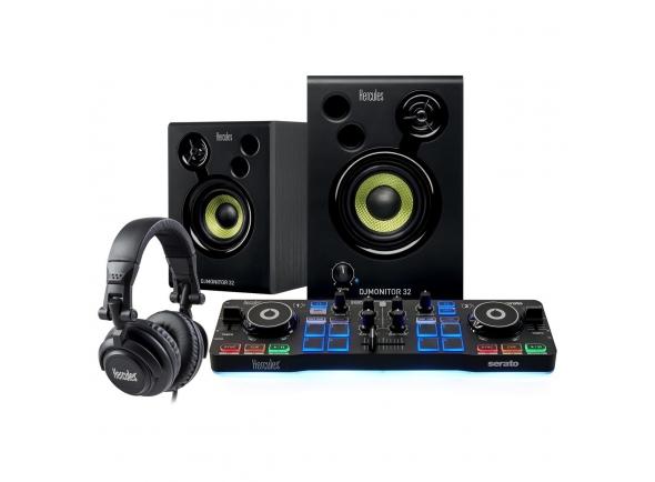 Controladores DJ Hercules DJ DJStarter Kit