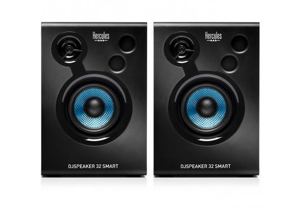 Monitores de estúdio activos Hercules DJ Speaker 32 Smart Bluetooth
