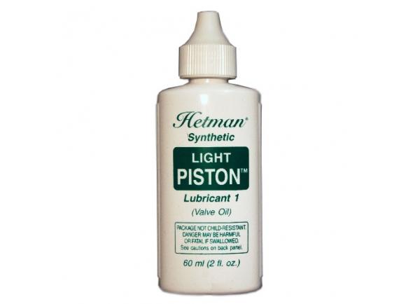 Manutenção e produtos de limpeza Hetman OLEO PISTOES LIGHT PISTON OIL NO.1