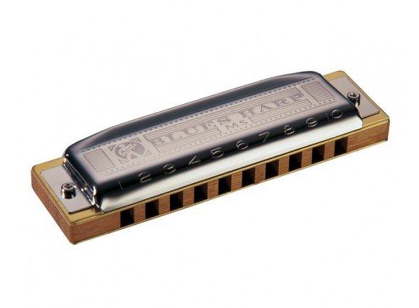 Ver mais informações do  Hohner Blues Harp MS F