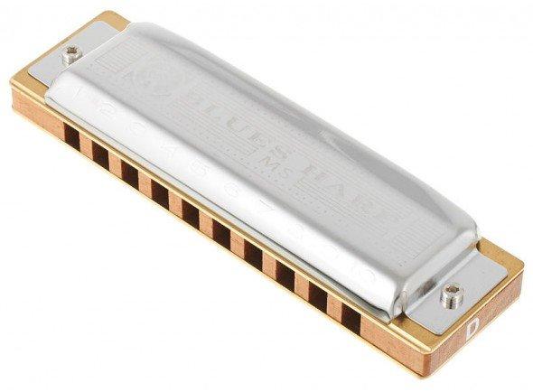 Ver mais informações do  Hohner Blues Harp MS D