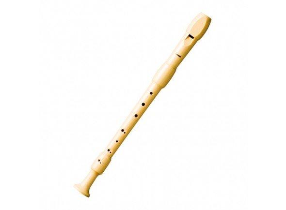 Hohner 9576  Flauta alto (alemão) Hohner M9576 - Construção três peças - Material plástico