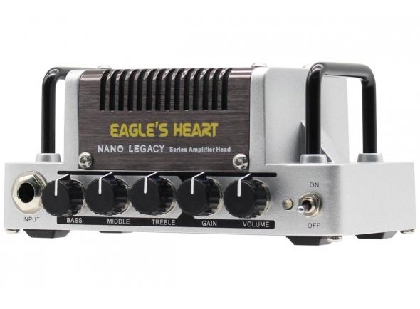 Cabeças para guitarra  HoTone Nano Legacy Eagle's Heart