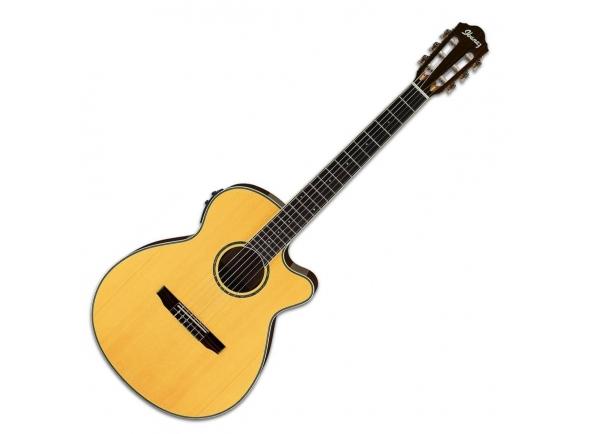 Guitarra Clássica Ibanez AEG10NII-NT