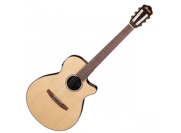 Guitarra Clássica Ibanez AEG50N-NT Nylon B-Stock