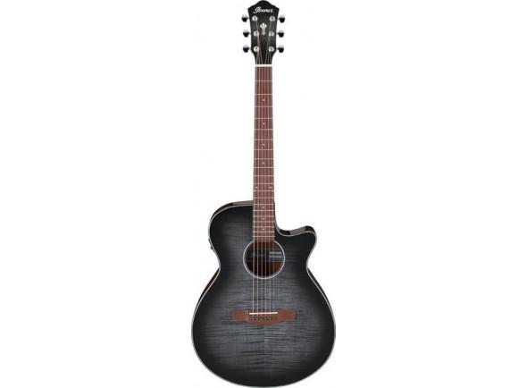 Guitarras clássicas eletrificadas Ibanez  AEG70-TCH