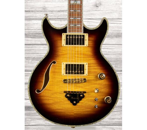 Guitarras formato Double Cut Ibanez  AR520HFM-VLS