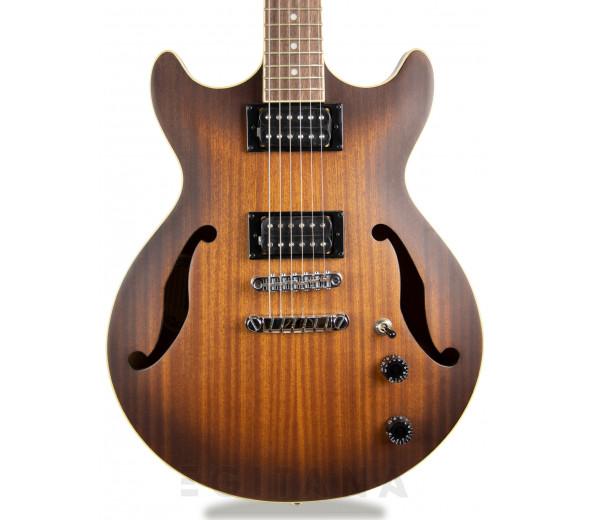 Guitarras formato Hollowbody Ibanez  Artcore AM53 Tobacco Flat