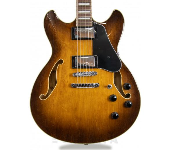 Guitarras formato Hollowbody Ibanez AS73 TBC Tobacco Brown