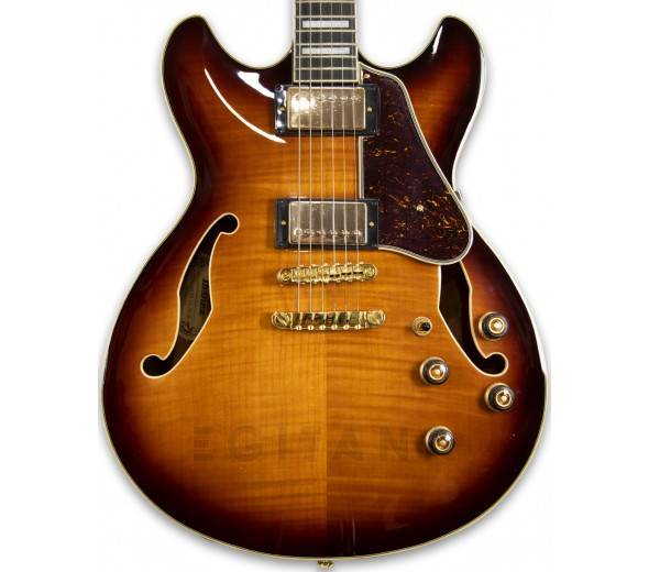 Guitarras formato Hollowbody Ibanez AS93FM-VLS