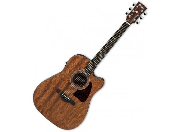 Guitarras Dreadnought Ibanez AW54CE-OPN