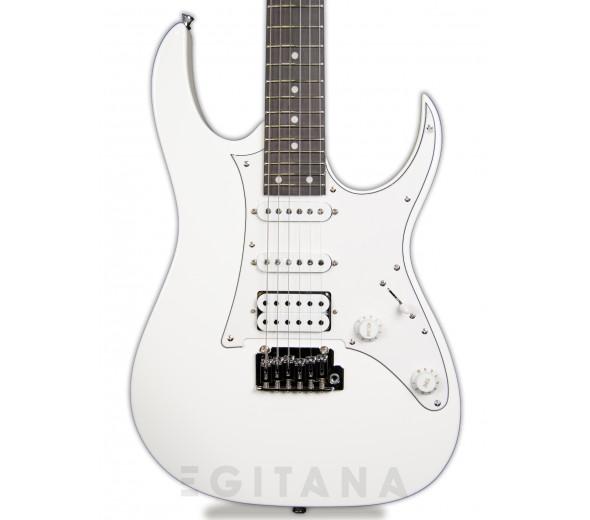 Guitarras formato ST Ibanez GRG140-WH