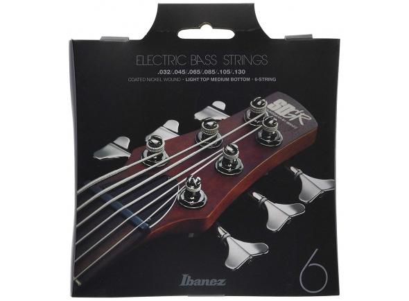 Jogo de cordas para baixo elétrico de 6 cordas Ibanez IEBS6C bass guitar String Set