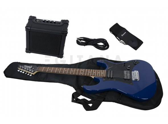 Packs de guitarra  Ibanez IJRX20-BL Jumpstart Set B-Stock
