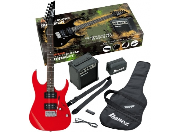 Ibanez Jumpstart Pack-Red