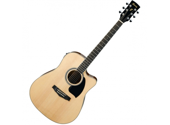 Guitarras Dreadnought Ibanez PF15ECE-NT